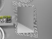 Lustro asymetryczne dekoracyjne JSM455 102x130 cm