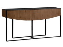 Konsola drewniana E197 160x40x80 cm