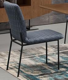 Krzesło do salonu N6278 - niebieski