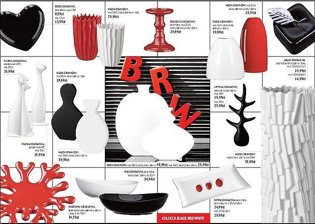 Nowe Kolekcje Dodatków W Salonach Black Red White Kuchniepl