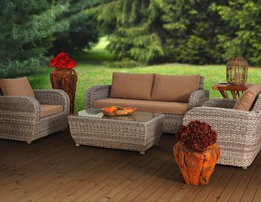Jak dbać o meble ogrodowe?