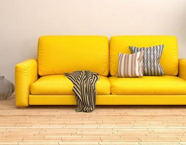 Wnętrza w kolorze żółtym - na co zwrócić uwagę wybierając odpowiednie odcienie?