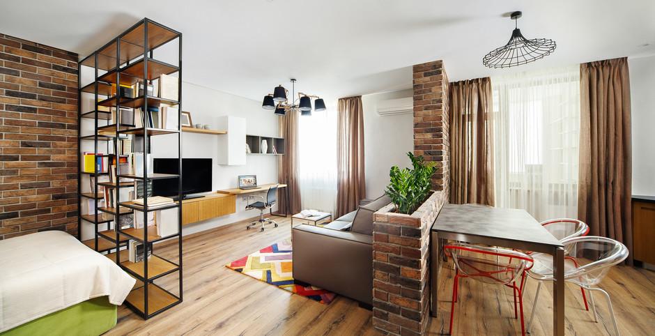Jak oddzieli salon od sypialni aran acja wn trz for Design interni appartamenti
