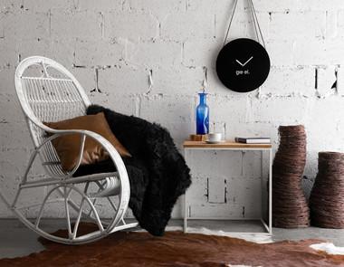 Wygodny fotel bujany – dlaczego warto go mieć?