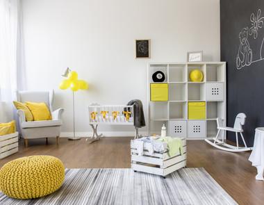 5 pomysłów na przechowywanie różnych dziecięcych skarbów