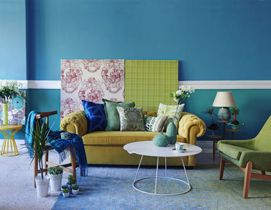 Jak dobrać kolorystykę ścian?