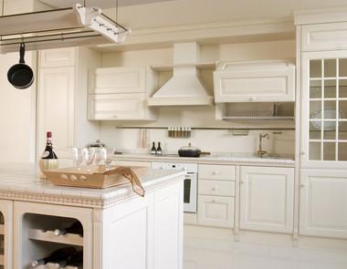 Urządzamy kuchnię w bieli