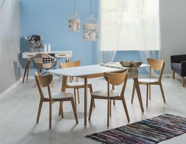 Drewniane krzesła - 100% naturalnego piękna i elegancji!