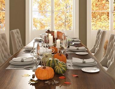 Jak udekorować dom jesienią?