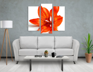 Motywy kwiatowe - pomysły na wykorzystanie ich we wnętrzu