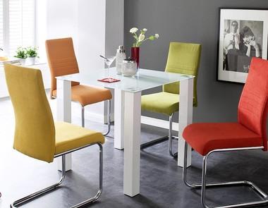 Modny trend - krzesła na płozach