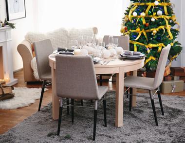 Dekoracje świąteczne stołu - jak je przygotować?