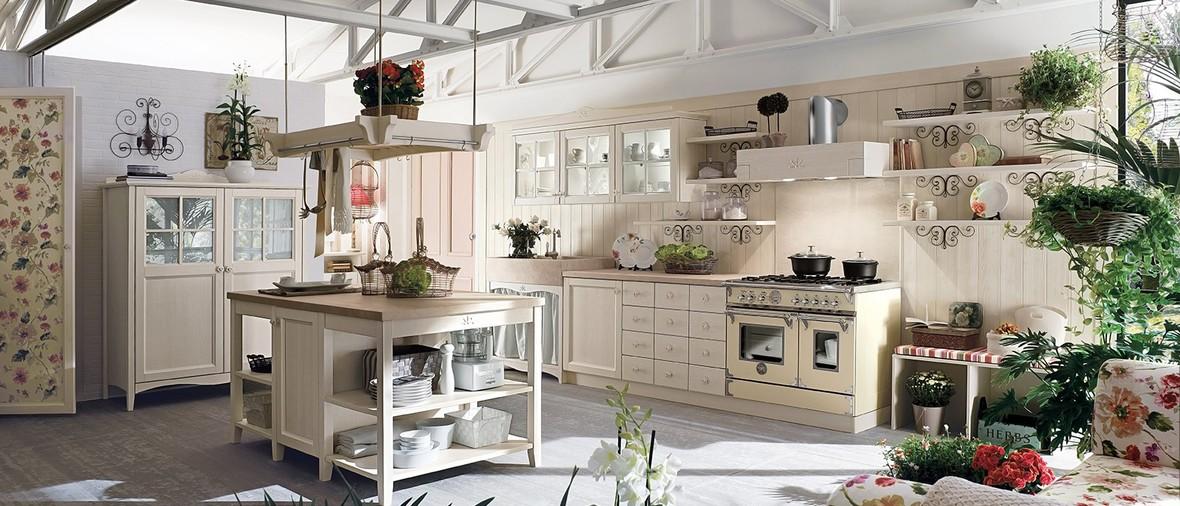 Kuchnia w stylu wiejskim – Aranżacja wnętrz – meble pl -> Kuchnia Meble Sklep