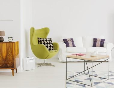 5 sposobów na designerskie mieszkanie