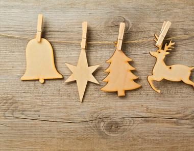 Świąteczne dekoracje do domu - gotowe i ręcznie robione