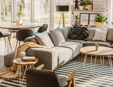 Przytulny salon - jak go stworzyć?
