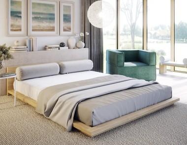 Feng shui - sypialnia, która wpłynie na Twoje życie!
