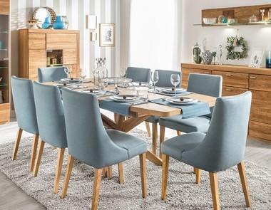 Rozkładany stół - praktyczne rozwiązanie nie tylko do małych wnętrz