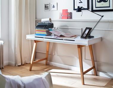 Domowe biuro - inspiracje na kącik, w którym pracujesz