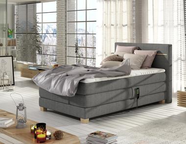Łóżka kontynentalne - gwarancja spokojnego snu