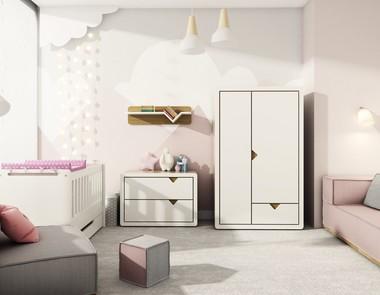 Szafa do pokoju dziecięcego - jaka powinna być?