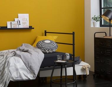 Łóżko metalowe, czyli surowa elegancja zawsze na czasie