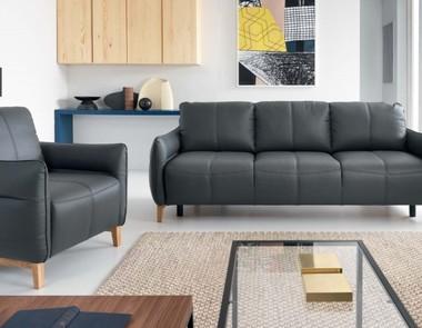 Sofa ze skóry - jak wybrać taką, która posłuży przez lata?