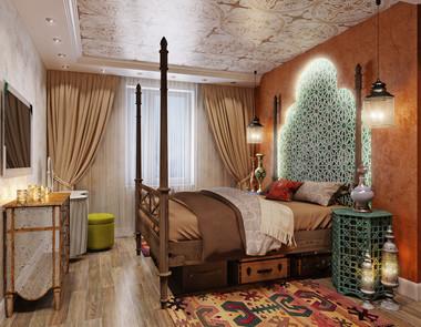 Sypialnia w stylu indyjskim - jak ją urządzić?