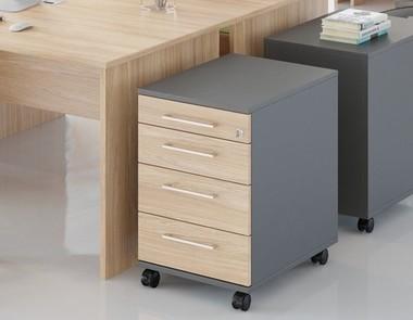 Kontener biurowy na kółkach - niezbędne wyposażenie każdego biura