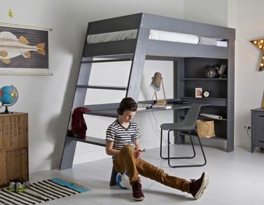 Łóżko z biurkiem - poznaj nowoczesne rozwiązanie