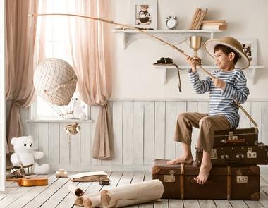 Dekoracje do pokoju dziecka – jak ozdobić pokój malucha?