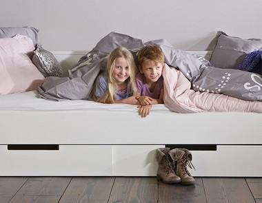 Łóżko dla rodzeństwa - czym się kierować przy wyborze?