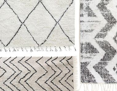Dywany shaggy - włochacze, które pokochały miliony stóp