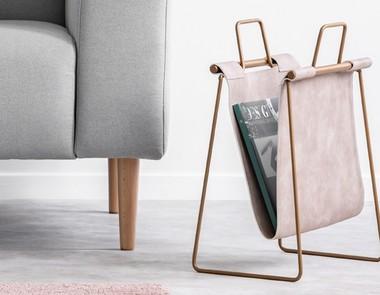 Gazetniki nowoczesne – oryginalne dekoracje w mieszkaniu