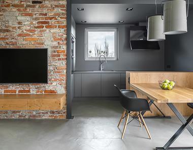Mieszkanie w stylu loft – nowoczesna nonszalancja