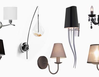 Kinkiet glamour – urządź mieszkanie w stylu luksusowym