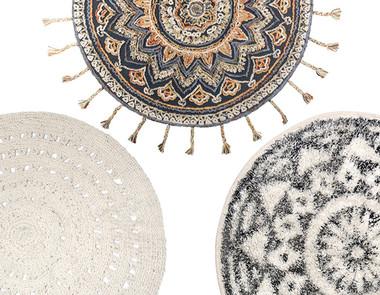 Czy dywany owalne nadal są szansą na modną aranżację?