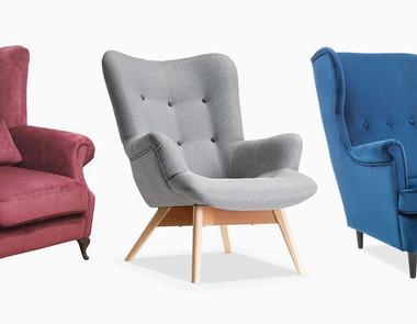 Fotele pokojowe – meble, bez których trudno wyobrazić sobie aranżacje przestrzeni