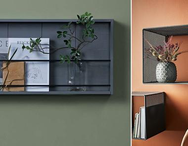 Półki wiszące - doskonałe rozwiązanie do każdego pomieszczenia