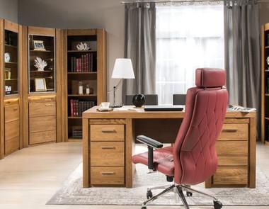 Biurko do gabinetu - wygodne, funkcjonalne i stylowe
