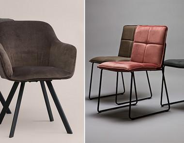 Krzesła tapicerowane idealne do jadalni