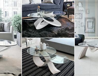 Ława szklana a nowoczesne aranżacje w salonie