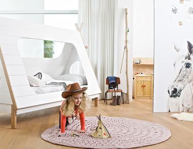 Metamorfoza pokoju dziecięcego – garść informacji dla rodziców