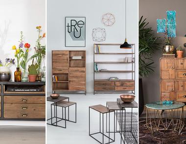 Drewniane meble vintage - moda nigdy nie przeminie?