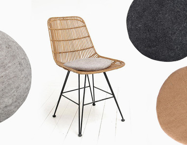 Poduszka na krzesło, która zagwarantuje Ci nieograniczoną wygodę