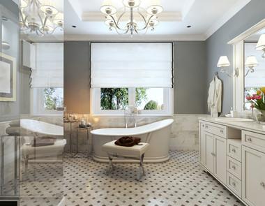Łazienka w stylu prowansalskim - aranżacje i pomysły