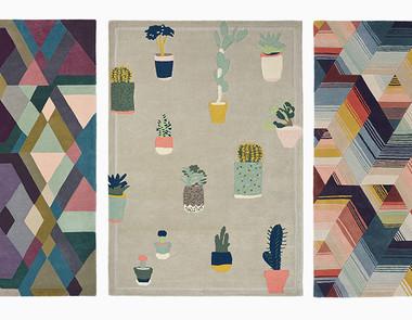 Dywany młodzieżowe - odważna kolorystyka, ponadczasowe rozwiązanie