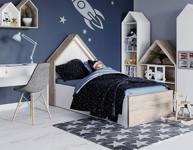 Ciekawe łóżka dziecięce