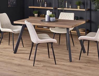 Jaki stół wybrać — okrągły czy prostokątny?
