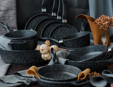 Czarne dodatki do kuchni - co wybrać?